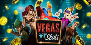 Play Vegas Party Slot