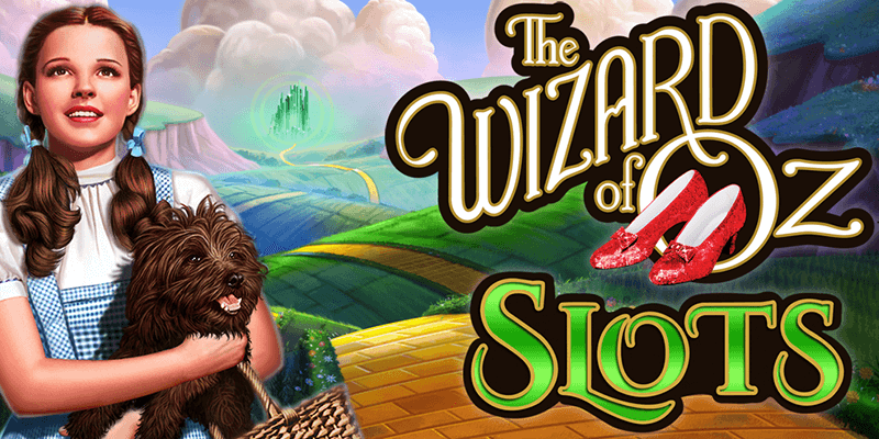 The Wizard Of Oz Slot Machine Game