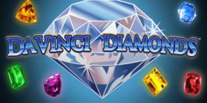 Play Da Vinci Diamonds Slot