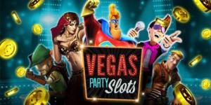 Play Vegas Party Slot